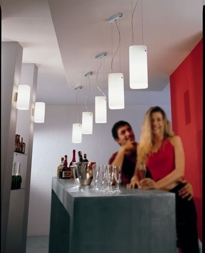 Carre S1P/S1G Pendant Light from De Majo | Modern Lighting + Decor
