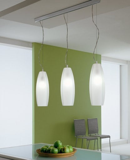 Buy online latest and high quality Peroni S14L/S16L pendant light from De Majo | Modern Lighting + Decor