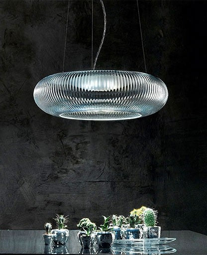 Cannettata S42/S52 Pendant Light from De Majo | Modern Lighting + Decor