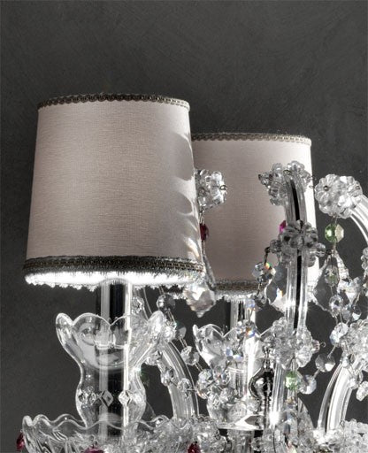 Buy online latest and high quality Aqaba Table Lamp from Masiero Luxury | Modern Lighting + Decor