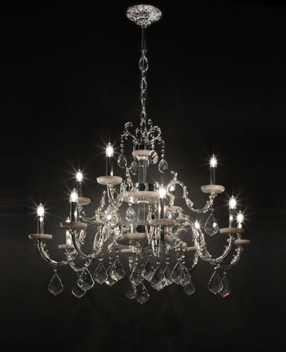 Eternity Portogallo  Chandelier from Masiero Luxury | Modern Lighting + Decor