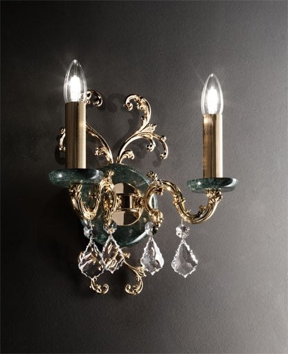 Buy online latest and high quality Eternity Guatemala Wall Sconce from Masiero Luxury | Modern Lighting + Decor
