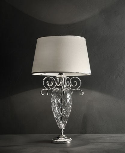 Magnifica Table Lamp from Masiero Luxury | Modern Lighting + Decor