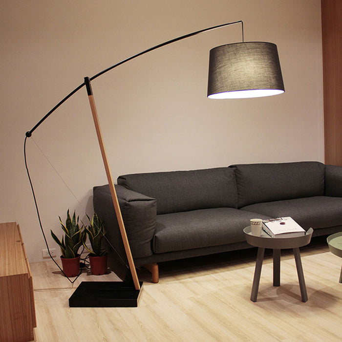 Archer Floor Lamp | Modern Lighting + Decor