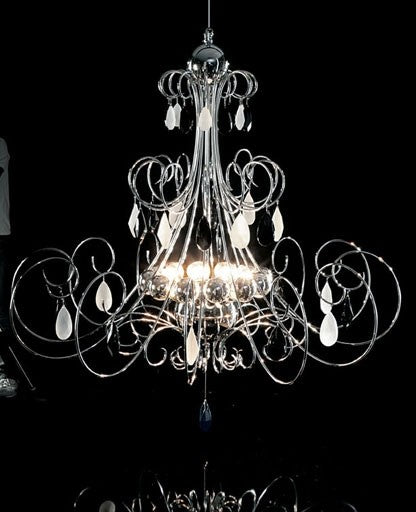 744 Chandelier from ITALAMP | Modern Lighting + Decor