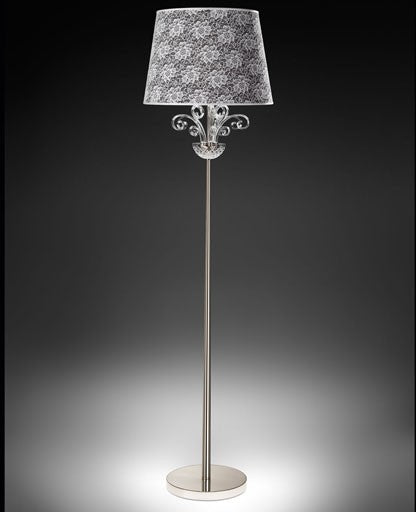 754 Elisee Floor Lamp from ITALAMP | Modern Lighting + Decor