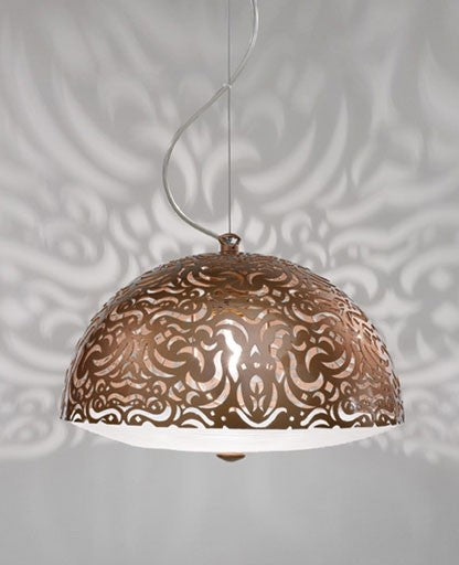 830 Mediterraneo Suspension Lamp from ITALAMP | Modern Lighting + Decor
