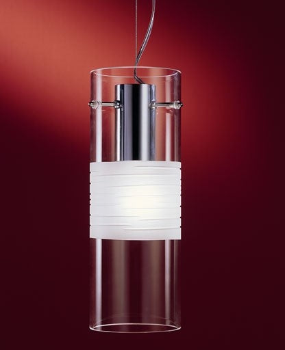 Xilo S10 Single Pendant from De Majo | Modern Lighting + Decor