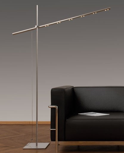 Tolenno Opera LED Floor Lamp from Basis | Modern Lighting + Decor