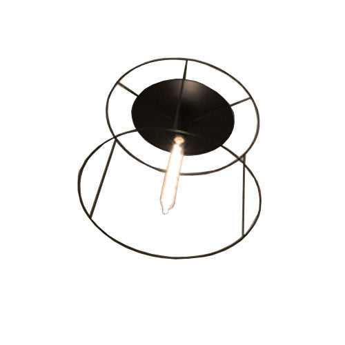 Ideatelaio Round PL Ceiling Lamp from Vesoi | Modern Lighting + Decor