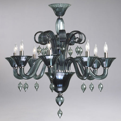 Buy online latest and high quality Treviso 8 Light Chandelier from Cyan Design | Modern Lighting + Decor