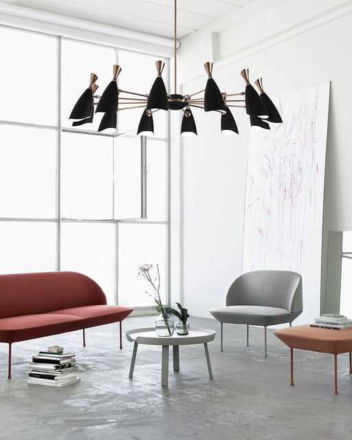 Duke 12 Pendant Light from Delightfull | Modern Lighting + Decor