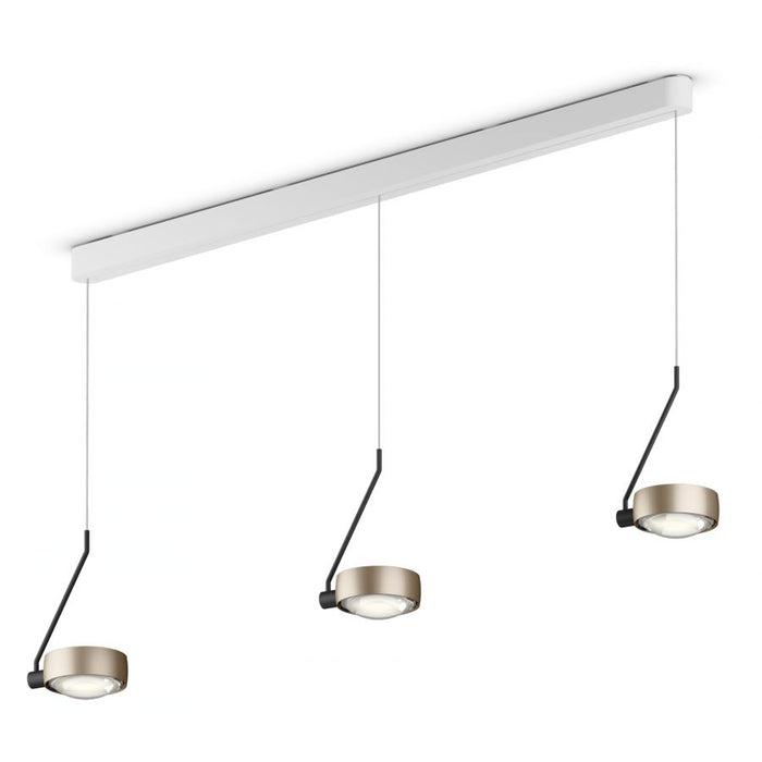 Buy online latest and high quality Sento Linea Tre 120 LED Pendant Light from Occhio | Modern Lighting + Decor