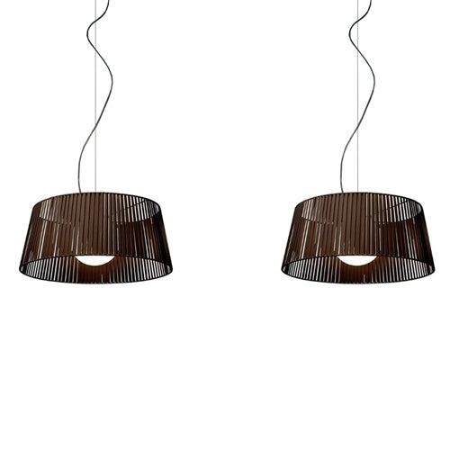 Buy online latest and high quality Ribbon SO 40/2 Pendant Light from Morosini | Modern Lighting + Decor