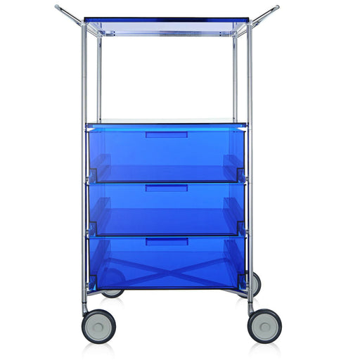 Mobil Storage Container on Wheels from Kartell | Modern Lighting + Decor
