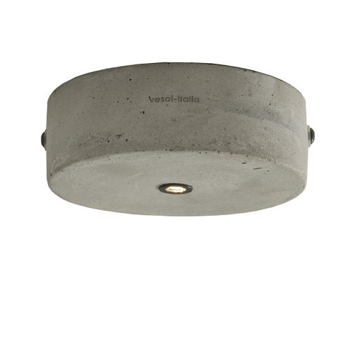 Ideacemento 11/PL 2W Ceiling Lamp from Vesoi | Modern Lighting + Decor
