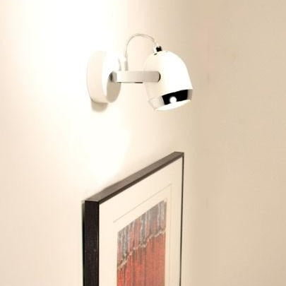 Boogie Mini W1 Wall Light from Luz Diffusion | Modern Lighting + Decor