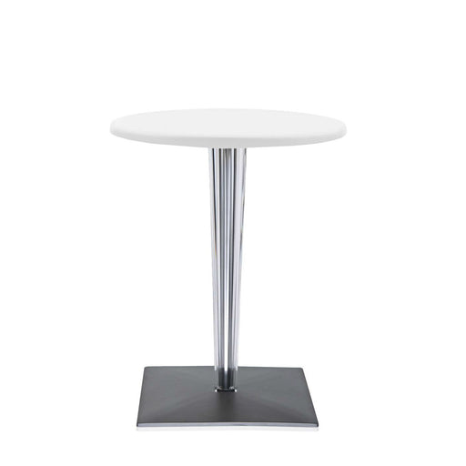Top Top Lacquered Round Table from Kartell | Modern Lighting + Decor