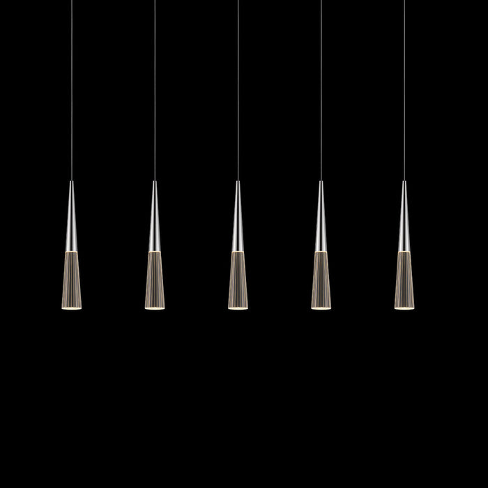 Buy online latest and high quality Spire Linear Mini-light Pendant from Sonneman | Modern Lighting + Decor