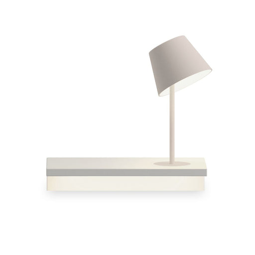 Buy online latest and high quality Suite Right Shelf And Reading Light from Vibia | Modern Lighting + Decor