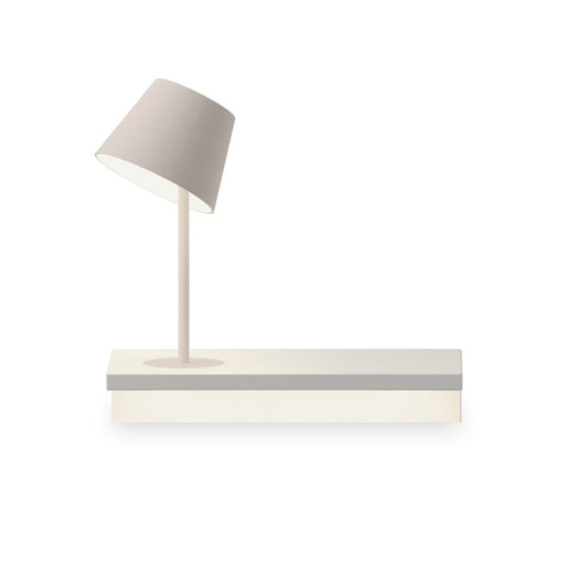 Buy online latest and high quality Suite Left Shelf And Reading Light from Vibia | Modern Lighting + Decor