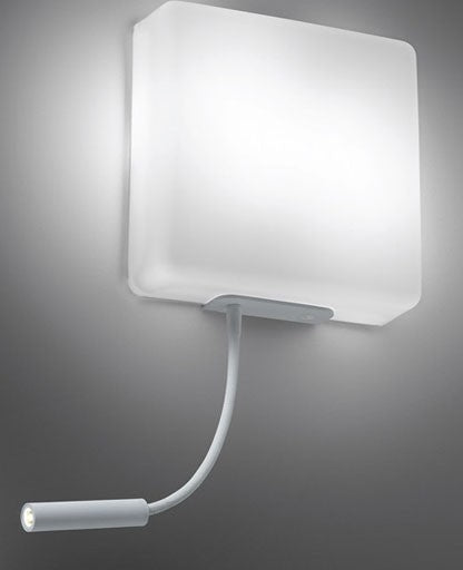 Square 4046 wall lamp from Alma Light | Modern Lighting + Decor