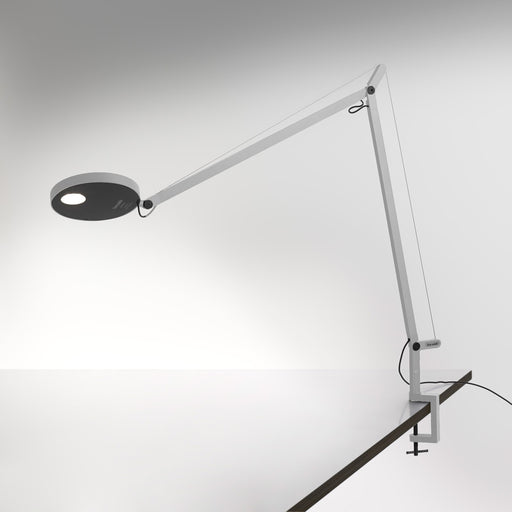 Buy online latest and high quality Demetra Clamp Base Desk Lamp from Artemide | Modern Lighting + Decor