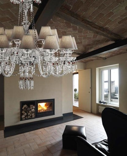 248 Chanel Chandelier from ITALAMP | Modern Lighting + Decor