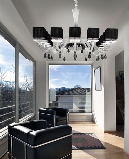318 Metropolitan Chandelier from ITALAMP | Modern Lighting + Decor