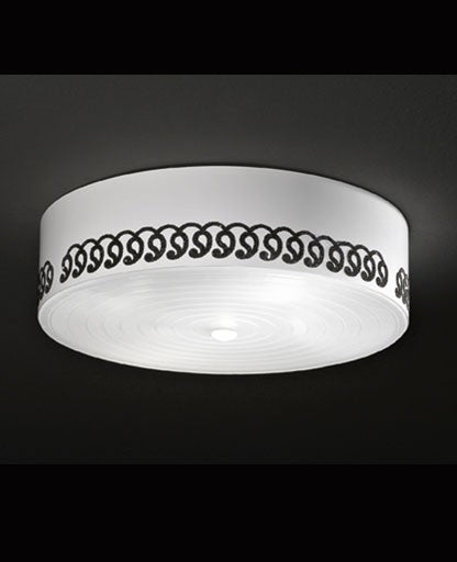 319 Egeo Ceiling Lamp from ITALAMP | Modern Lighting + Decor