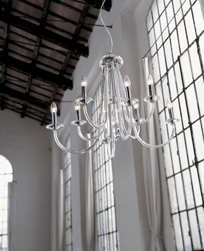 375 Chandelier from ITALAMP | Modern Lighting + Decor