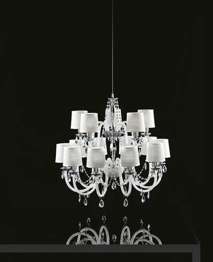 Buy online latest and high quality 445 Chandelier from ITALAMP | Modern Lighting + Decor
