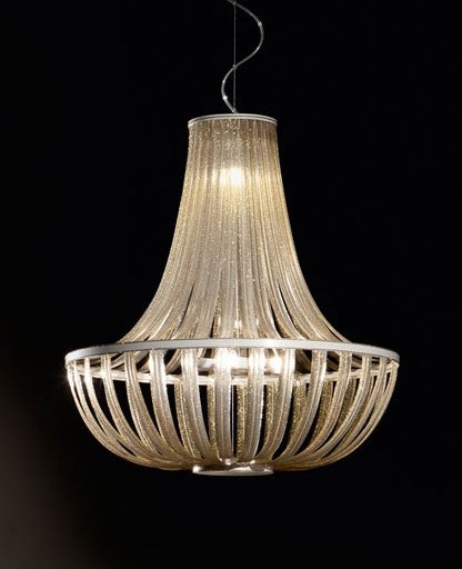 Buy online latest and high quality 2318 Soon Chandelier from ITALAMP | Modern Lighting + Decor