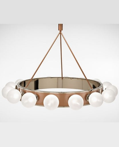 Buy online latest and high quality 2390 Roll Chandelier from ITALAMP | Modern Lighting + Decor