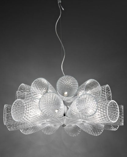 Buy online latest and high quality 2400 Cheers Chandelier from ITALAMP | Modern Lighting + Decor