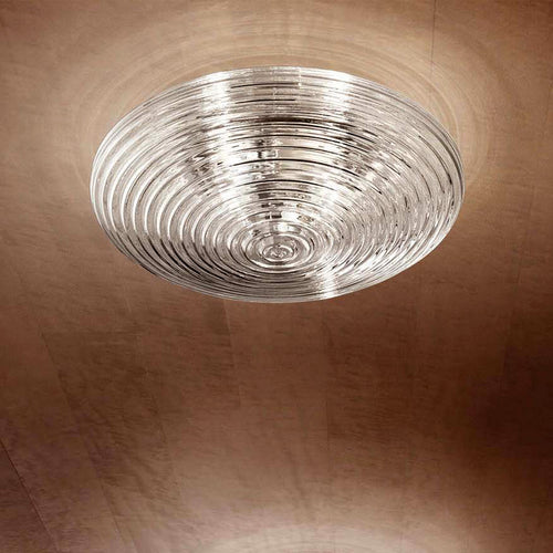 Spirit PP 45 Wall/Ceiling Lamp from Vistosi | Modern Lighting + Decor