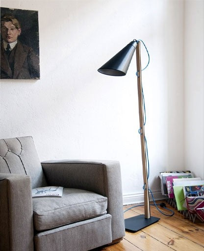 Buy online latest and high quality Pit Floor Lamp from Domus | Modern Lighting + Decor