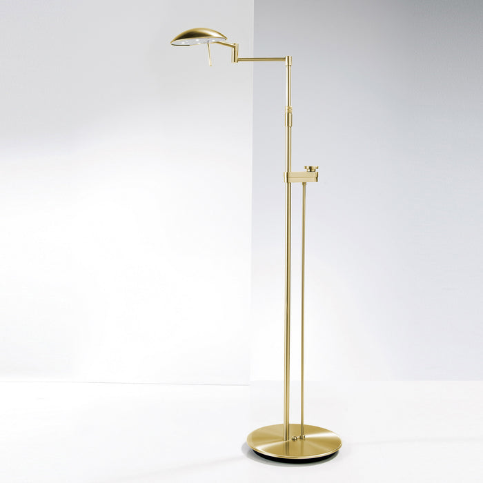 6317 Led Chairside Reading Lamp | Modern Lighting + Decor