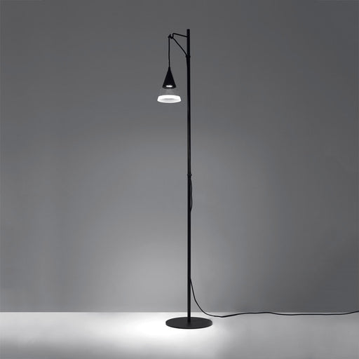 Vigo Floor Lamp from Artemide | Modern Lighting + Decor