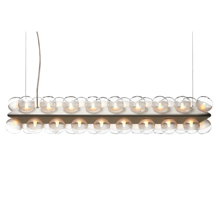 Prop Light Double Suspension | Modern Lighting + Decor