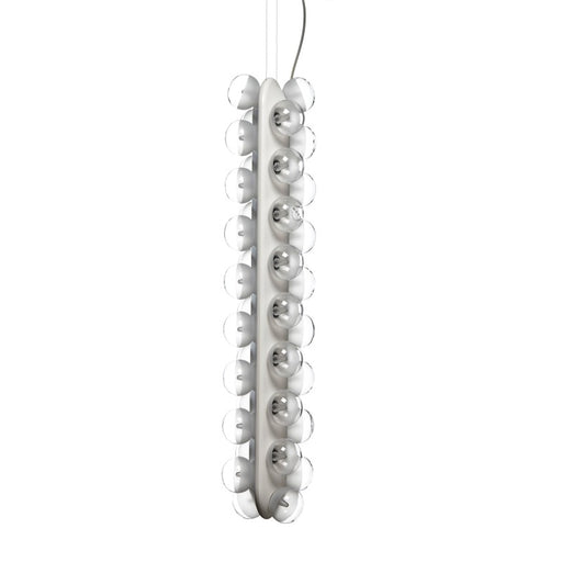 Buy online latest and high quality Prop Light Double Vertical Suspension from Moooi | Modern Lighting + Decor