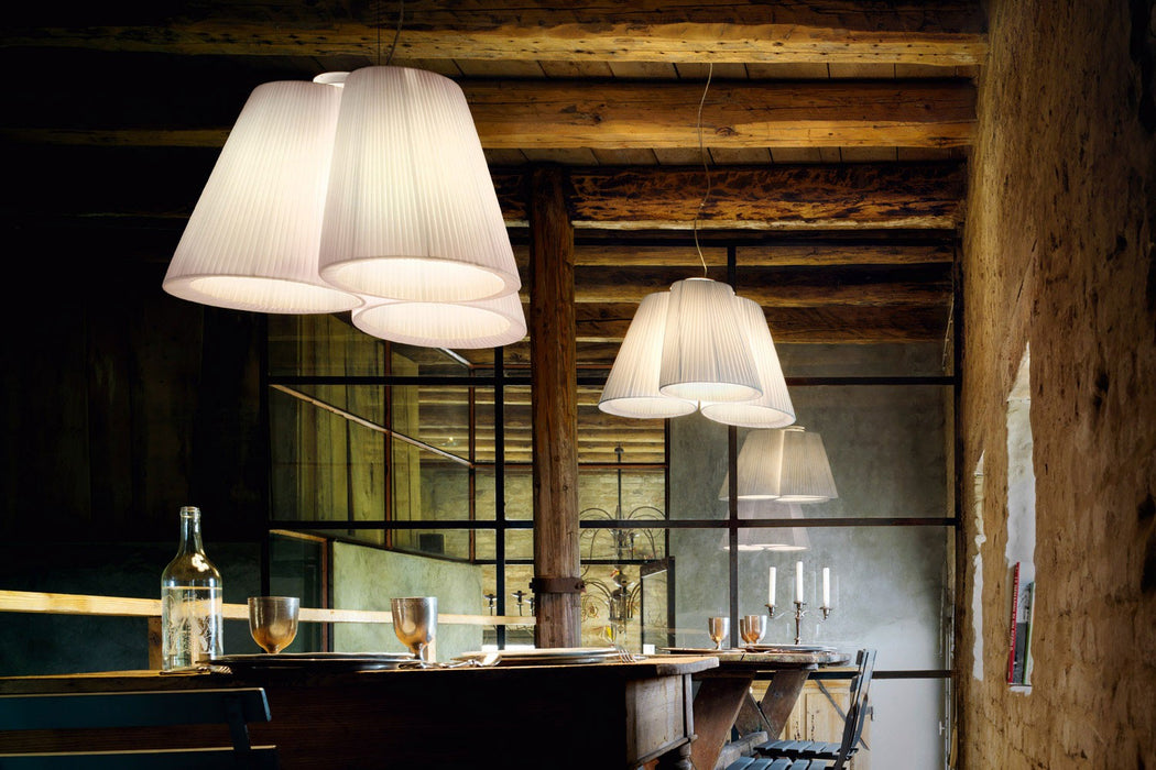 Florinda 3 Light Pendant from Modoluce | Modern Lighting + Decor