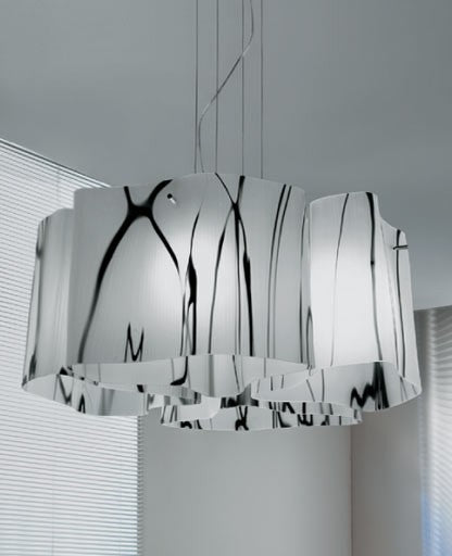 Venezia pendant light large SP S/238 from Sillux | Modern Lighting + Decor