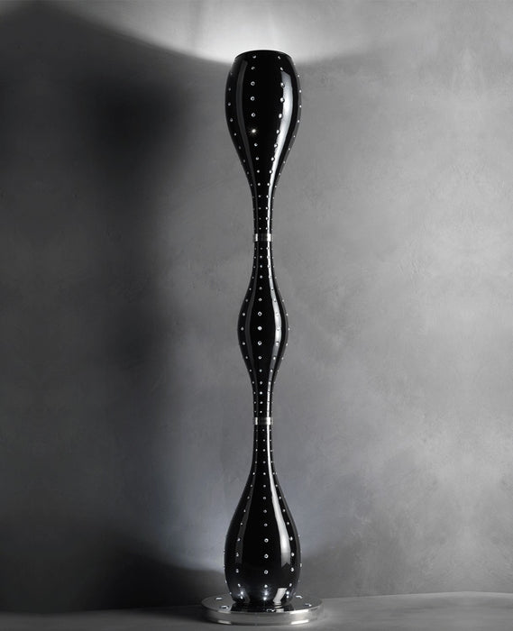 Buy online latest and high quality Black Grace Floor Lamp from Masiero Luxury | Modern Lighting + Decor
