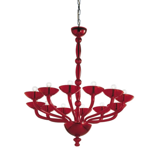 Buy online latest and high quality Antenoreo ANTSOV12 Chandelier from Mazzega 1946 | Modern Lighting + Decor