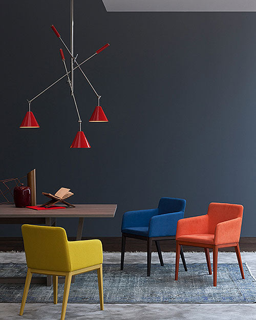 Sinatra Retro Pendant Light from Delightfull | Modern Lighting + Decor