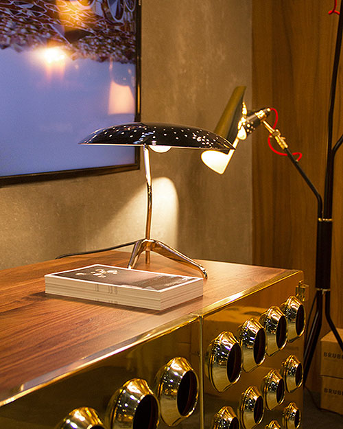 Buy online latest and high quality Meola Table Lamp from Delightfull | Modern Lighting + Decor