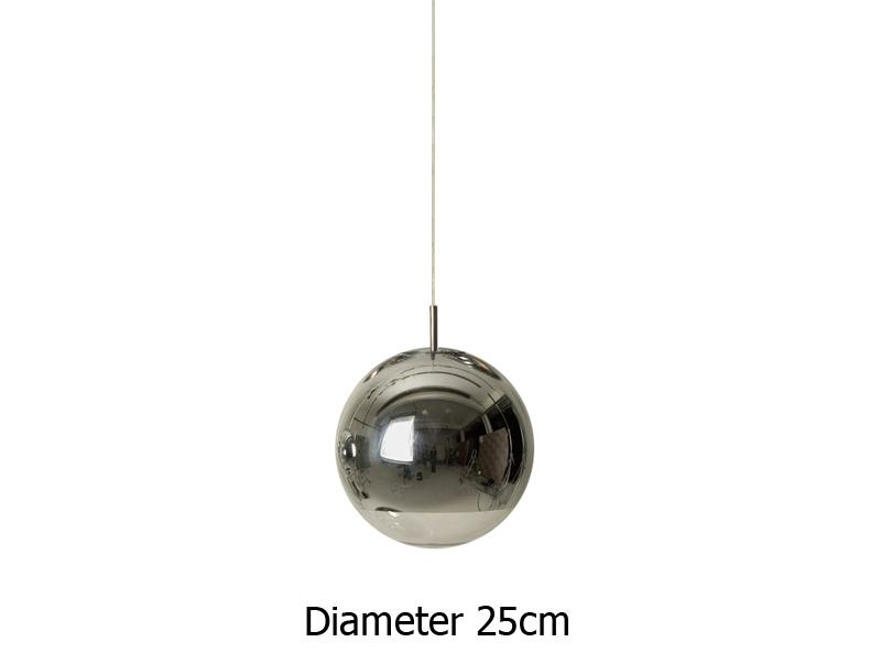 Kace Glass Pendant Light