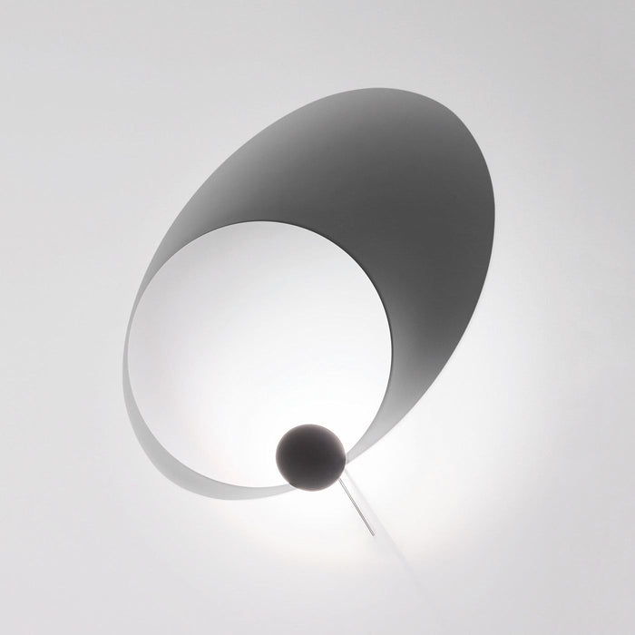 Buy online latest and high quality Eclipse Ellipse Wall Lamp from Ingo Maurer | Modern Lighting + Decor