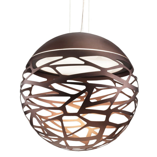 Kelly Large Sphere 80 Pendant Light from Studio Italia Design | Modern Lighting + Decor